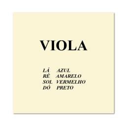 Encordamento para Viola de Arco - Mauro Calixto