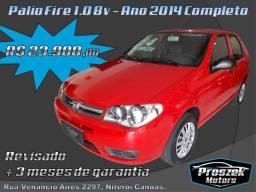 Fiat Palio Fire Economy 1.0 8V Celebration - Ano 2014 Completo