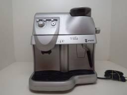 Maquina Italiana Automática de café espresso com garantia de nova