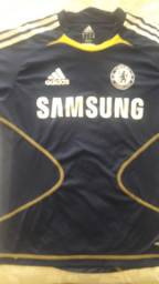 Camiseta de futebol infantil Chelsea
