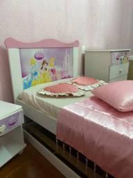 Jogo de quarto das princesas