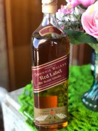 Whisky Johnnie Walker Red Label 1litro Original