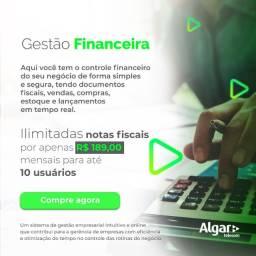 Sistema Gestão Financeira(Algar telecom)