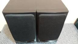 Caixas de Som CCE Bass Reflex
