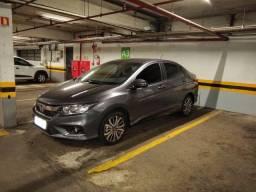 TROCA City Lx 2018 21mil/ km   X  SUV Revisão Honda Zensul em 27/07/2021.