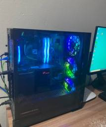 pc gamer GTX 2060 - 16GB Ram - SSD 1TB m2 - i5 10400f - full RGB - 4 fans