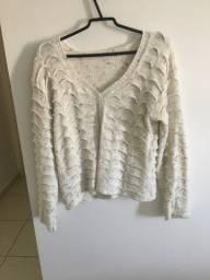 Camisa de tricô
