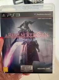 Jogo para PS3 REALM REBORN ORIGINAL
