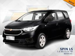 CHEVROLET SPIN 1.8 LS 8V FLEX 4P MANUAL