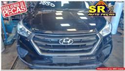 Sucata Hyundai Creta Attitude 1.6 16v flex 2020