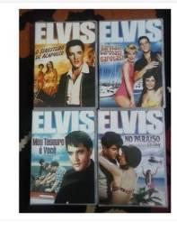 elvis collection 4 dvds elvis presley