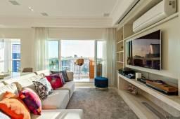 Apartamento Duplex com 2 dormitórios à venda, 107 m² por R$ 1.549.000 - Batel - Curitiba/P