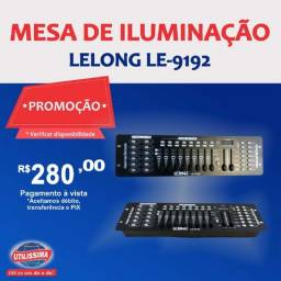 Mesa de Iluminação Lelong LE-9192 - Entrega Gratis