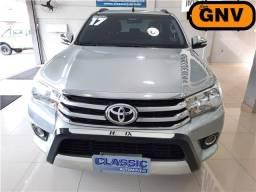 Toyota Hilux 2017 2.7 srv 4x2 cd 16v flex 4p automático