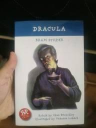 Livro Drácula em Inglês