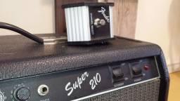 Cubo Fender 100% Valvulado Super 210