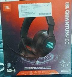 Headset gamer jbl quantum 400 blk