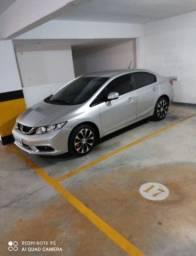 Honda Civic Lxr 2.0 Ano 2016 (entr+parc)