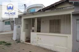 Casa com 2 dormitórios para alugar, 97 m² por R$ 650/mês - Centro - Piracicaba/SP