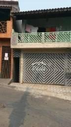 Casa com 1 dormitório para alugar, 50 m² por R$ 550/mês - Vila Jamil - Ferraz de Vasconcel