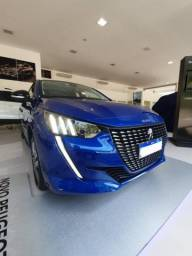 PEUGEOT 208 2020/2021 1.6 16V FLEX GRIFFE AT6