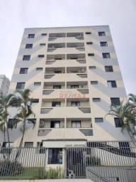 Apartamento com 2 dormitórios para alugar, 94 m² por R$ 550,00/ano - Paulista - Piracicaba