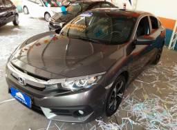 Civic Sedan EXL 2.0 Flex 16V Aut.4p Unic DONO