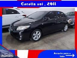 COROLLA 2010/2011 2.0 XEI 16V FLEX 4P AUTOMÁTICO