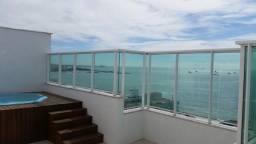 Murano Imobiliária vende cobertura duplex de 3 quartos na Praia de Itapoã, Vila Velha - ES