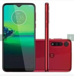 vende-se celular Motorola g8 play