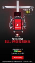 Alinhador de Direção 3D Bull-Professional (Machine-Pro)
