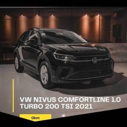 Título do anúncio: VW NIVUS COMFORTLINE 1.0 TURBO 200 TSI