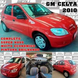 GM CELTA 2010 COMPLETO + SUPER CONSERVADO