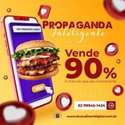 Propaganda Para Rede Social