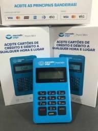 Promoção Maquina de Cartão Sem mensalidade Mercado Pago Point Mini
