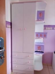 Conjunto de quarto de bebê( menina)