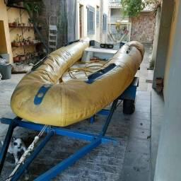 Barco inflável Podium Náutika