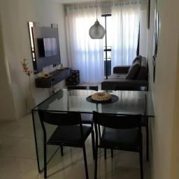 Alugo apartamento 2/4 por R$ 3.600,00 vista mar