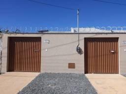 Casa pronta para morar 2 qrts com suíte ao lado da UPA de Luziânia - Financiamento Caixa