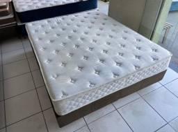 cama box queen size especial - entrego