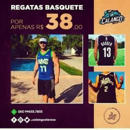 Regatas Basquete