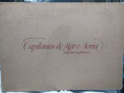 Livro Capitanias de Mar e Serra.