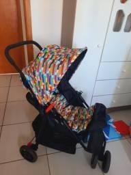 Carrinho de bebê voyage delta colorê
