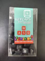 Keycaps do teclado Redragon Original