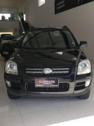 Kia Sportage  LX 2.0 16V 4x2 GASOLINA AUTOMÁTICO