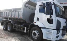 ford cargo 2429 caçamba basculante 2013