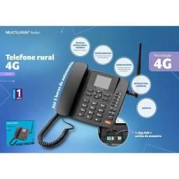 Telefone Celular e Roteador Rural 4G Multilaser Desbloqueado Para Qualquer Operadora