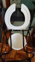 Cadeira sem uso, NOVA ,para Banho