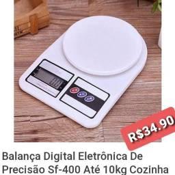 Balança 10kg digital ACEITO CARTÃO