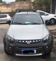 Fiat Strada Adventure Cabine Dupla 2015 - Top de Linha